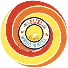 WHIRL WHEEL #packaging #design #graphic #fireworks #vintage