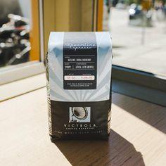 #victrola #seattle #coffee #packaging