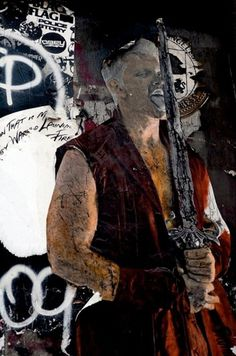 Graffiti of NYC - Jared Erickson | Jared Erickson #graffiti #lick #sword #art #street #nyc
