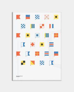 Benvingut Bisgrà fic Barcelona by JorgeAtrespuntos #flag #print #poster