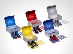 Nike Jordan X Eastbay | Namesake #packaging