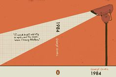 1984 #george #jacket #book #publication #dust #cover #1984 #penguin #orwell