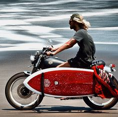 Travel by the Rules #surf #motorcycle