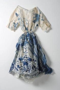 "p-dress: "" valerie hammond / untitled dress """