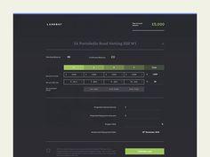Kinda modal #site #layout #web