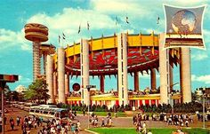 1964 World's Fair - New York State #fair
