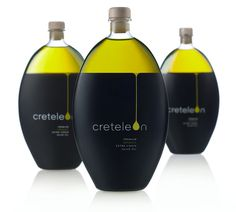 Creteleon #packaging #oil