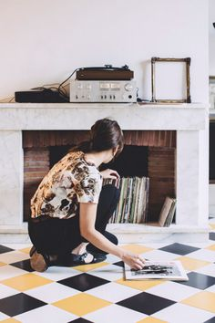 Freunde von Freunden Carolina Iriarte records #interior design #decoration #decor #deco