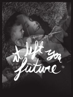 design work life » cataloging inspiration daily #white #photo #black #poster #and #typography