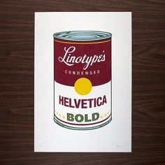 All sizes | Linotype's Condensed Helvetica Bold | Flickr - Photo Sharing! #le #helvetica #screenprint #andrew