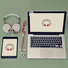Laptop and tablet mock up template Free Psd. See more inspiration related to Mockup, Template, Laptop, Presentation, Mock up, Tablet, Headphones, Mockups, Device, Up, Devices, Editable, Realistic, Custom, Mock ups, Mock, Customize, Ups and Customizable on Freepik.