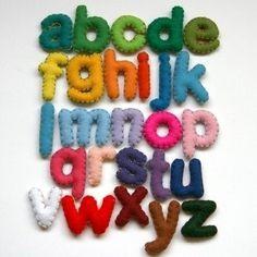 illustration,object,typography,alphabet,felt,alphabet,rainbow-2b875b4d3e72e3739b4eacbfa74f37fe_h.jpg (JPEG Image, 400×400 pixels) #type #design #graphic #typography