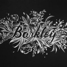 Typography inspiration #lettering #design #typography