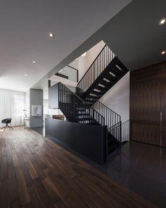 CJWHO ™ #design #architecture #interiors #stairs #luxury