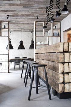 Hst Restaurant, Copenhagen | Trendland: Design Blog #http #trendlandcomhost #restaurant #copenhagenut