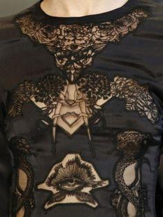 "YIMMY'S YAYOâ""¢ #fashion #cloth #lace #black"