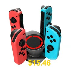 Switch #Controller #Charger #for #Nintendo #Switch #Joy #Con #Charging #Dock #Station #Controller #Color