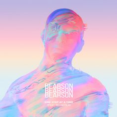 Bearson - One Step At A Time Artwork by Quentin Deronzier #artwork #cover #colors
