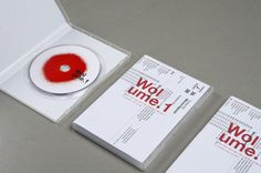 Wolume 1 #wwwsimonjkcom #red #dvd #packaging #graffiti #jung #krestesen #cover #simon