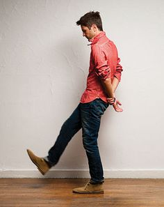 For the Men: J. Crew\'s Spring Preview