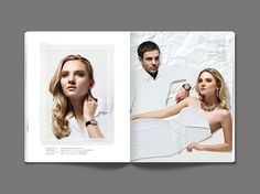 L.A #08 Les Ambassadeurs Magazine on the Behance Network