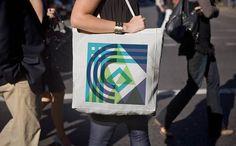 CFA_Bag #dynamic #branding #farms #geometric #cfa #identity #logo