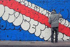 Tilt #graffiti #type #tilt
