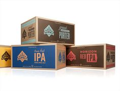 Summit Brewing Cases #packaging #beer
