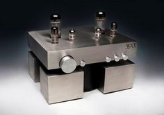 BLOCK: valve amplifier - Jared Erickson | Jared Erickson