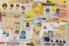 David Fullarton | PICDIT #design #painting #art #mixed #media #collage #drawing