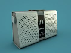SHA_RED   Wireless Speaker on Behance