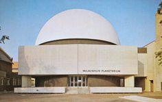 planetarium, mclaughlin planetarium, architecture, sphere