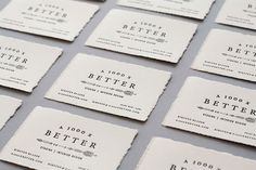 business cards, Better #cards #better #business