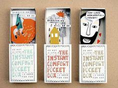 Kim Welling: The Instant Comfort Pocket Box