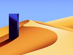 Monolith by Julian Burford