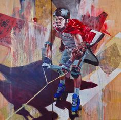 Drew Young | PICDIT #artist #art #painting