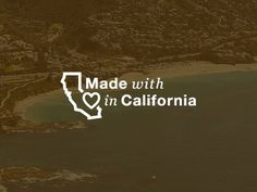 Made_in_cali #california #in #made #logo #love