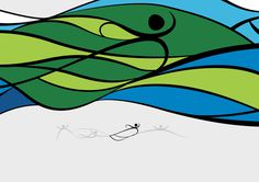 Team NZ Rio #Olympic Graphic - #icon #illustration