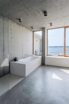bathroom / Frederiksen Architects