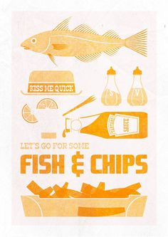 Let's Go For Some Fish and Chips.