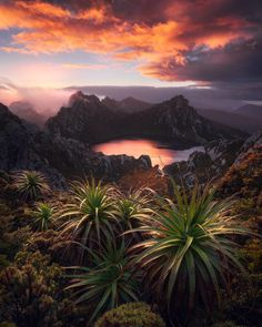 Beautiful Landscapes of Australia and New Zealand by Dylan Gehlken