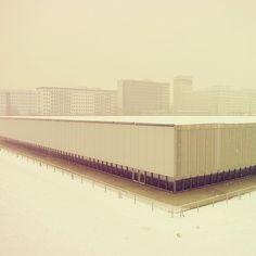 Winter Berlin on the Behance Network #berlin #photography #snow #winter