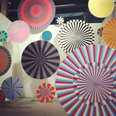 today and tomorrow #circles #art #installation