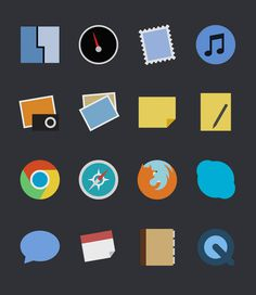 http://appicns.com #icon #illustration #icons #mac