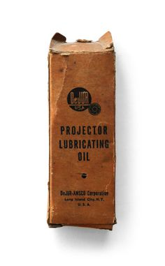 DeJur Projector Lubricating Oil