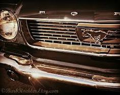 classic, mustang, vintage car photography