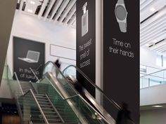 rLondon City Airport. Media Sales Mircosite.