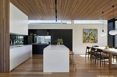 kitchen, Kuzman Architecture