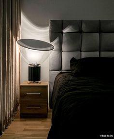 Stylish Apartment by YoDezeen - bedroom, bedroom design, bed, bedroom decorating, #bedroom
