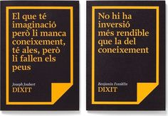 Dixit, Social Services Documentation Center #yellowblack